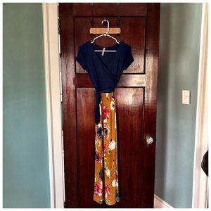 NWOT Gilli Maxi Dress